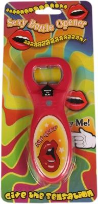 Sexy bottle opener