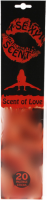 Sexy scent of love