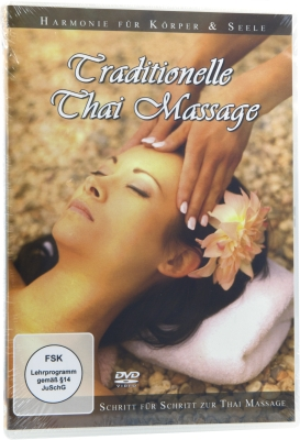 DVD Thai massage