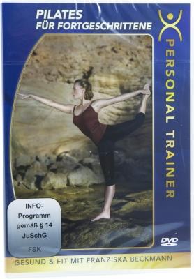 DVD Pilates advanced