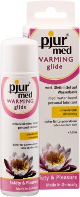 Pjur Warming glide 100 ml