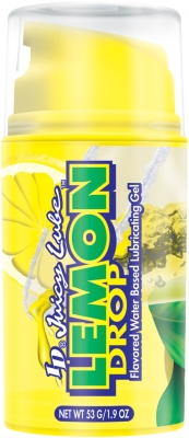 ID Juicy lube lemon