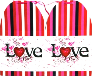 Gift bag love