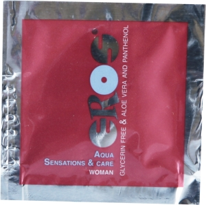 Eros Woman Aqua Care Test
