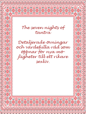 DVD The seven nigts of tantra
