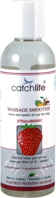 Smoothie strawberry i gruppen MASSAGE / Alla massageprodukter hos Lustjakt Svenska AB (1715)