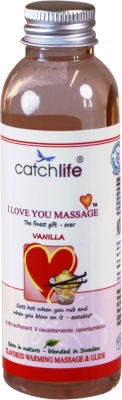 I love you vanilla massage