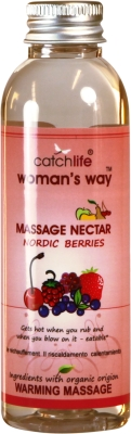 Massage nectar berries