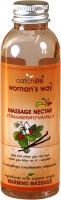 Massage nectar strawb. vanilla
