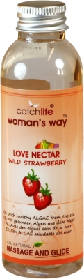 Love nectar wild strawberry i gruppen MASSAGE / Alla massageprodukter hos Lustjakt Svenska AB (2395)