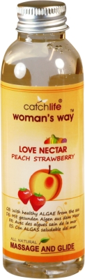 Love nectar peach strawberry