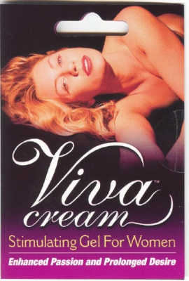 Viva cream portion