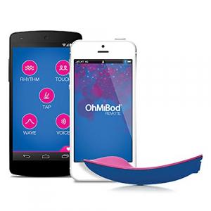 OhMiBod blueMotion app control