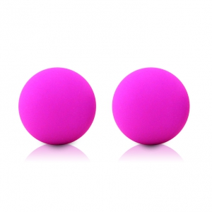 Maia Neon balls pink