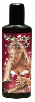 Massage apple cinnamon