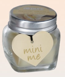 Mini candle vanilla