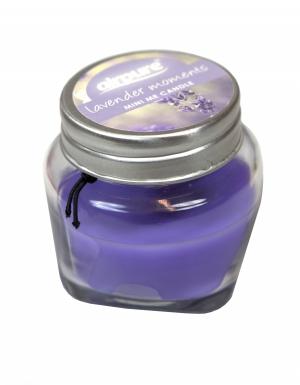 Mini candle lavendel