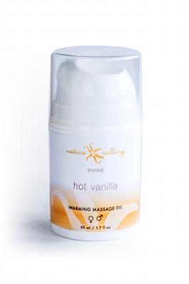 NC Warming massage vanilla
