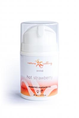 NC Warming massage strawberry