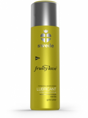 Swede vanilla pear lube