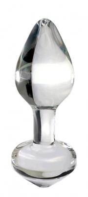 Icicles glas plug small