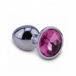 Relax diamond plug pink