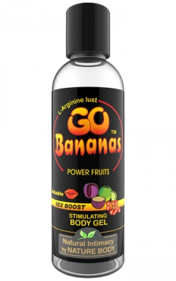 Go Bananas Power Fruits