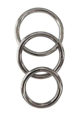 Metal Niklas Rings