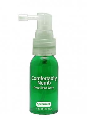 Deep Throat Spray Mint