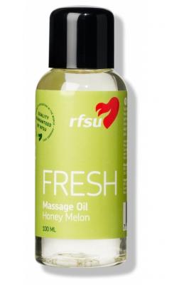 RFSU Massage Oil Honey Melon