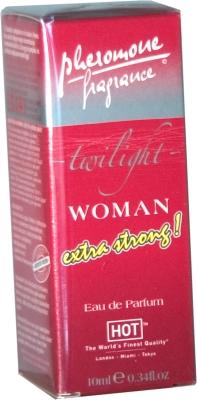 Hot pheromones woman
