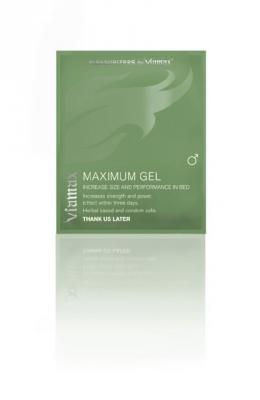 Viamax Maximum gel test