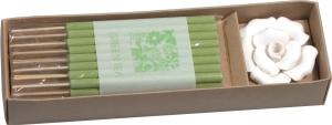 Rose Incense Green tea