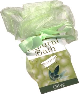 Bath bomb Olive