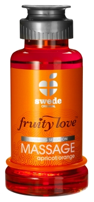 Swede hot apricot orange i gruppen MASSAGE / Alla massageprodukter hos Lustjakt Svenska AB (8576)