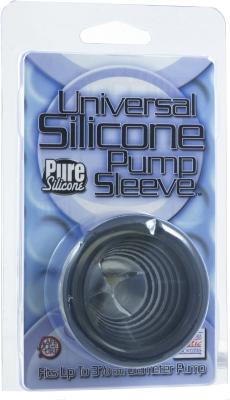 Silicone pump sleeve smoke