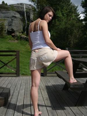 Lustjakt shorts M