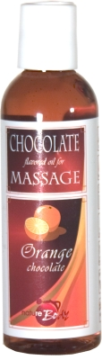 Massage orange chocolate i gruppen MASSAGE / Massageoljor - Ätbara hos Lustjakt Svenska AB (9576)