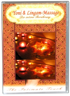 DVD Yoni o Lingam Massage