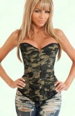 Corset Army S M