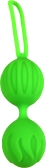 Lastic balls green Small