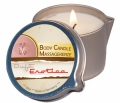 Bodymassage candle erotica