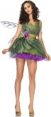Dress Butterfly green one size