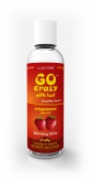 Wellness Warming Glide Strawberry