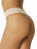 String white pearl one size