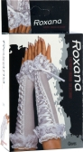 Roxana gloves white