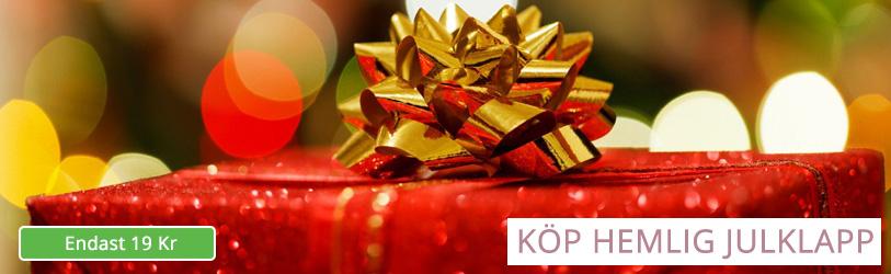 Hemlig julklapp