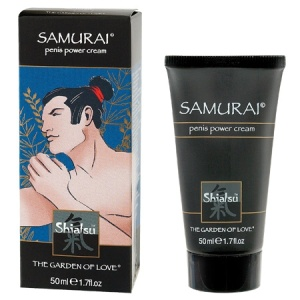 Shiatsu man power cream