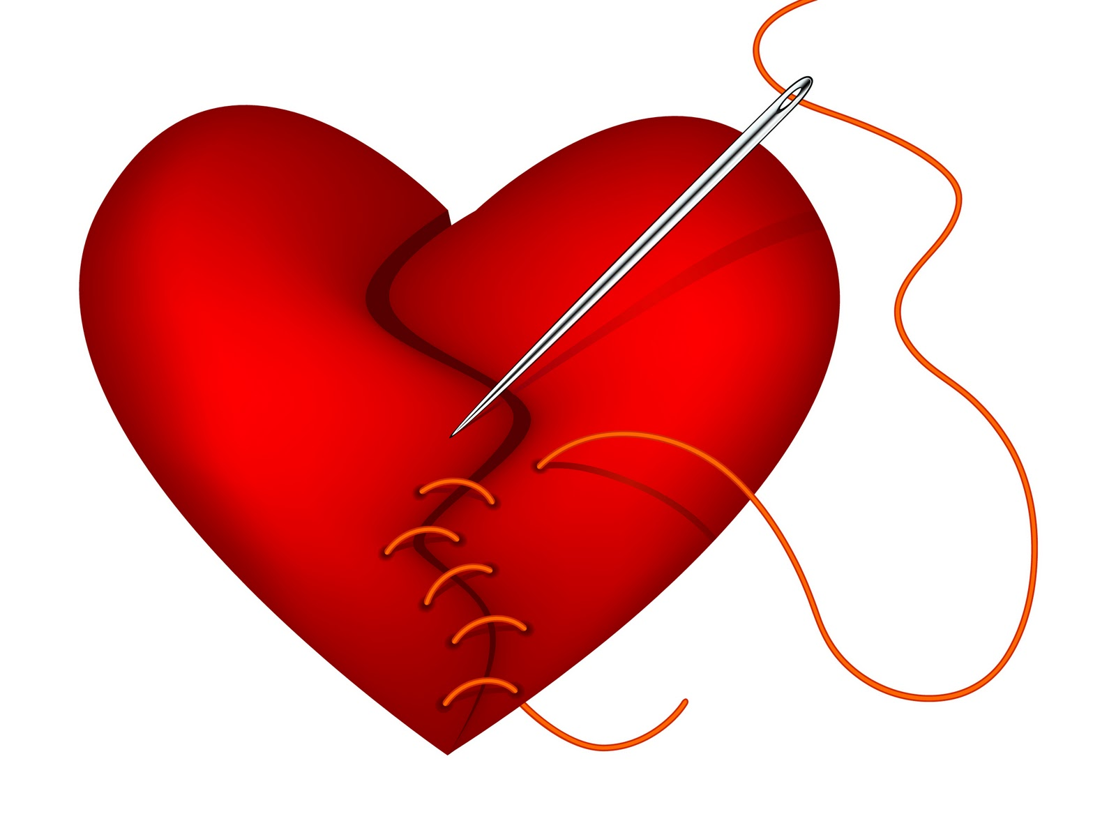 Kan man få krossat hjärta