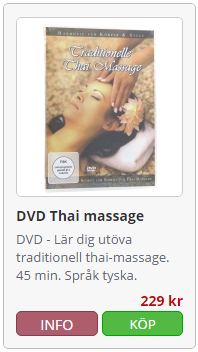 dvd thaimassage